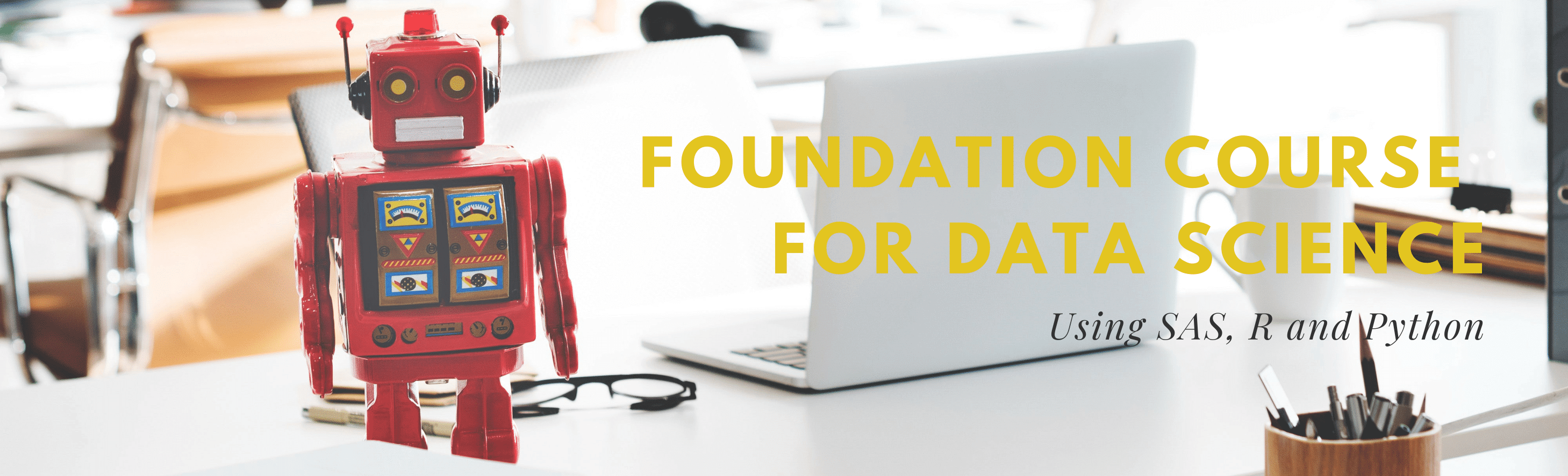 SAS Data Science Foundation Course